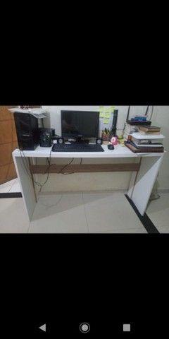 Vendo mesa e kit nicho MDF  - Foto 2
