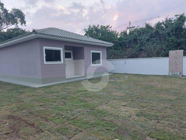 Casa com 3 dormitórios à venda, 82 m² por R$ 350.000,00 - Itaipuaçu - Maricá/RJ - Foto 10
