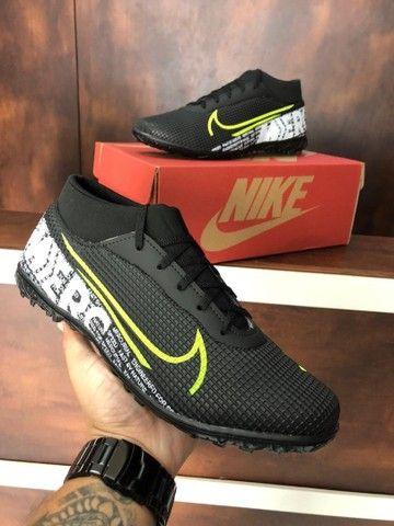 Chuteira Nike mercurial superfly  - Foto 6