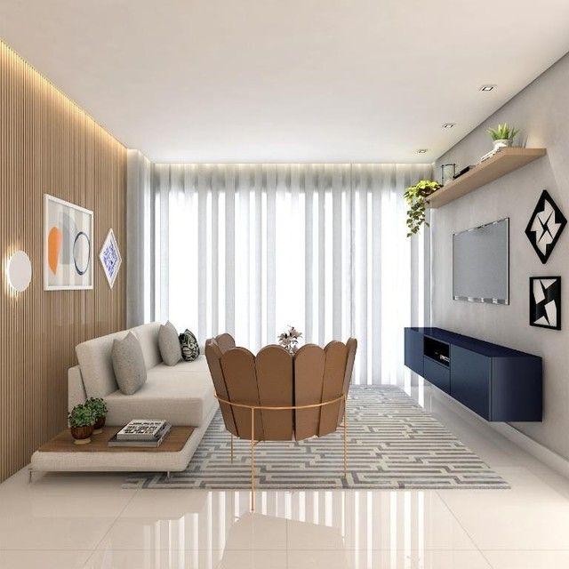 Apartamento à venda, 120 m² por R$ 703.800,00 - Pedra - Eusébio/CE - Foto 5