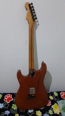 Vendo projeto de guitarra modelo para  Floyd Rose  - Foto 2