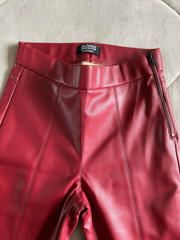 Calça legging Zara tamanho XS nova - Foto 4