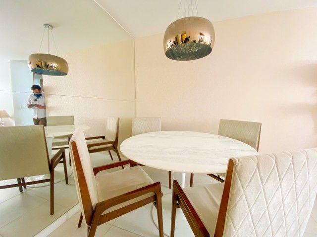 Alugo apartamento 2/4 na Jatiúca - mobiliado - Foto 2