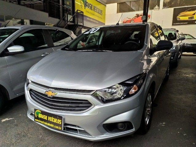 Chevrolet Onix 1.0 Flex 2020 Completo ( Aceitamos troca e financiamos ) - Foto 6