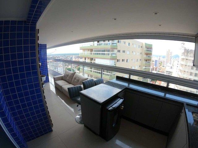 Apartamento à venda com 3 dormitórios em Aviação, Praia grande cod:6154 - Foto 15