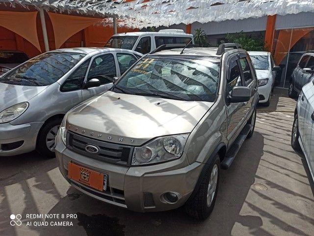 EcoSport FSL 1.6 Completo (2011) GNV - Foto 2