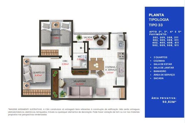 Venda Apartamento condomínio fechado - Foto 6
