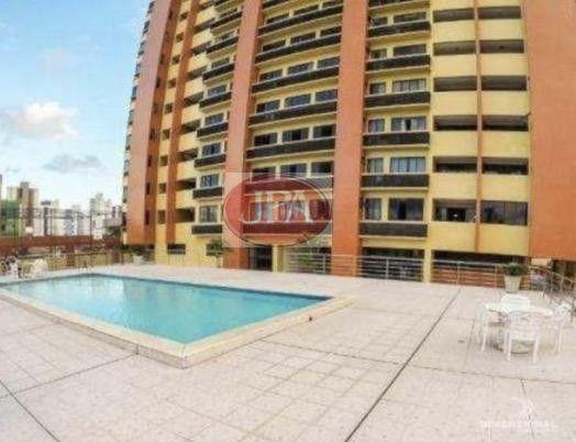 Apartamento para Venda em João Pessoa, AEROCLUBE, 2 dormitórios, 1 suíte, 2 banheiros, 1 v