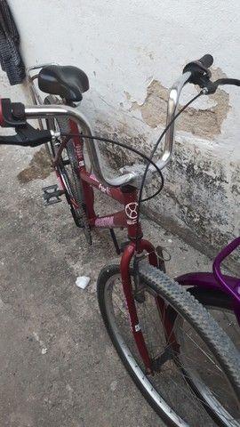 Bicicleta aro 26 unisex - Foto 2