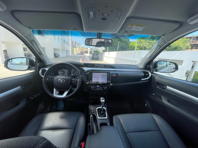 Toyota Hilux SRV! 2021! Emplacada 2021! - Foto 10