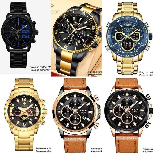 Relógios Relógios Relógios Relógios Relógios - Foto 2