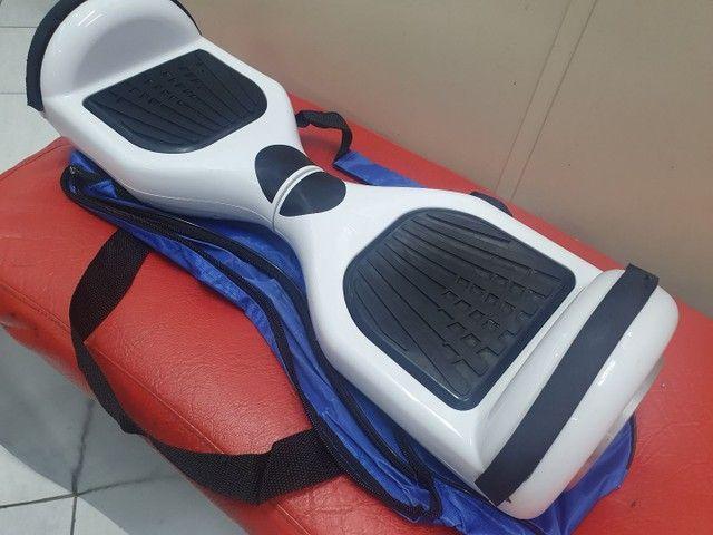 Hoverboard 6.5 Branco  - Foto 2