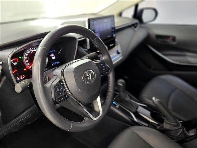 Corolla Xei Automático 2020 Km Atual 6.837 (Quase 0km) Flex - Foto 8