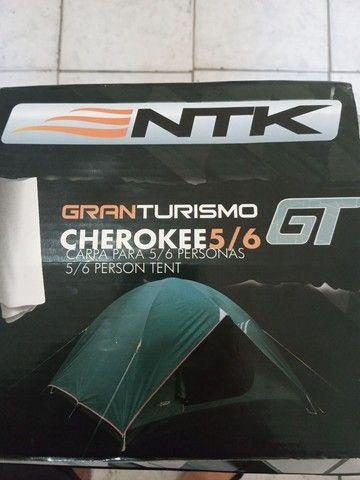 Barraca cherokee GT 5/6 NOVA!