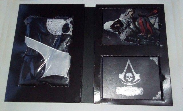 Ler descrição antes - Assassin?s Creed IV Black Flag Edição de Colecionador