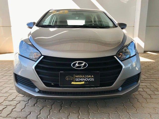 Hyundai Hb20 1.6 COMFORT PLUS 16V FLEX 4P AUTOMATICO
