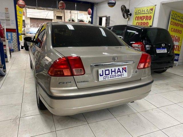 Honda Civic Sedan LX 1.7 16V - Foto 6