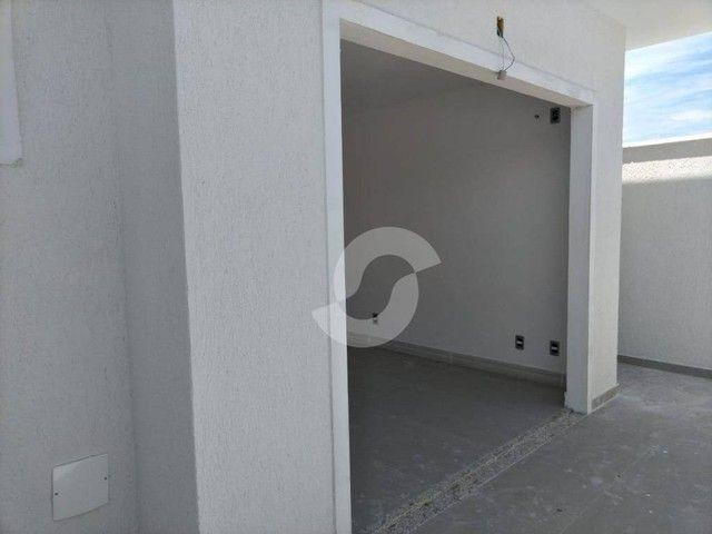 Cobertura com 3 dormitórios à venda, 110 m² por R$ 300.000,00 - Jardim Atlântico Leste (It - Foto 9