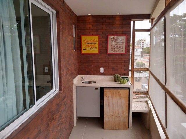 Apartamento lançamento com 100 metros quadrados com 3 quartos em Centro - Fortaleza - CE - Foto 6