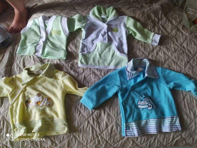 Lotes roupinhas de bebê menino - Foto 3
