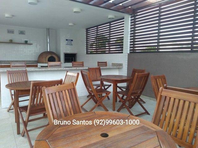 Smart Residence, 106m², Três dormitórios, próx ao Adrianópolis e Praça 14 - Foto 13