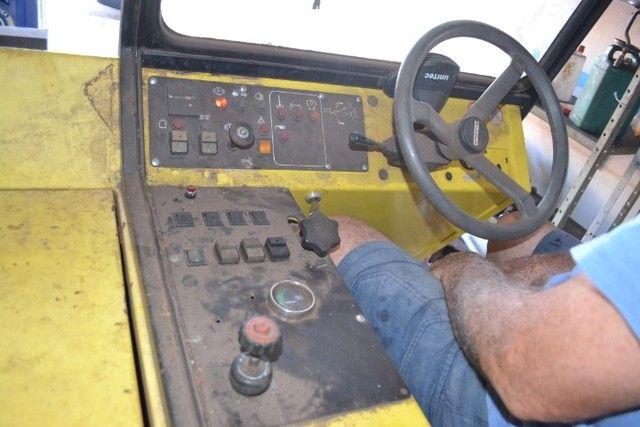 Varredeira Diesel 2009 - Foto 2