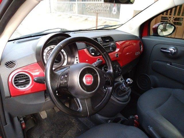 Fiat 500 cult 1.4 completo - Foto 4