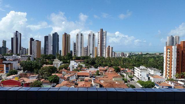 Apartamento no Miramar, 110 m2, 3 quartos c/ 2 suítes