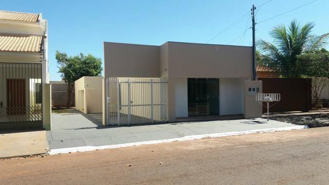Terreno com casa e salao comercial em Rondonopolis