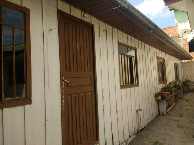 Vendo casa de madeira pra retirar do local