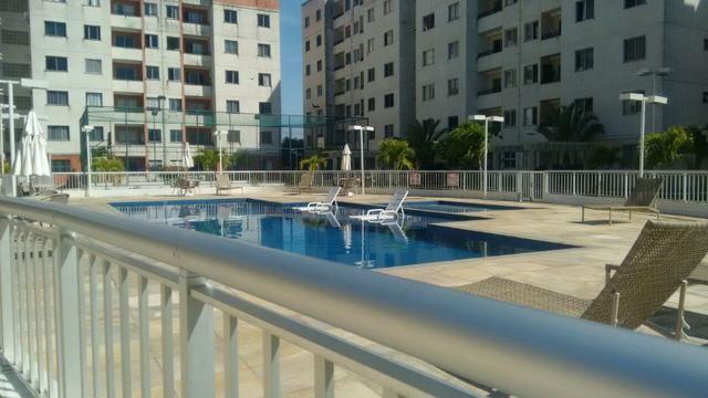 Apartamento com dois quartos em Aracaju
