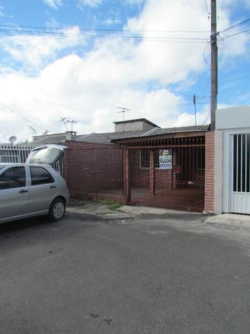 Casa individual 02 quartos Alto Boqueirão