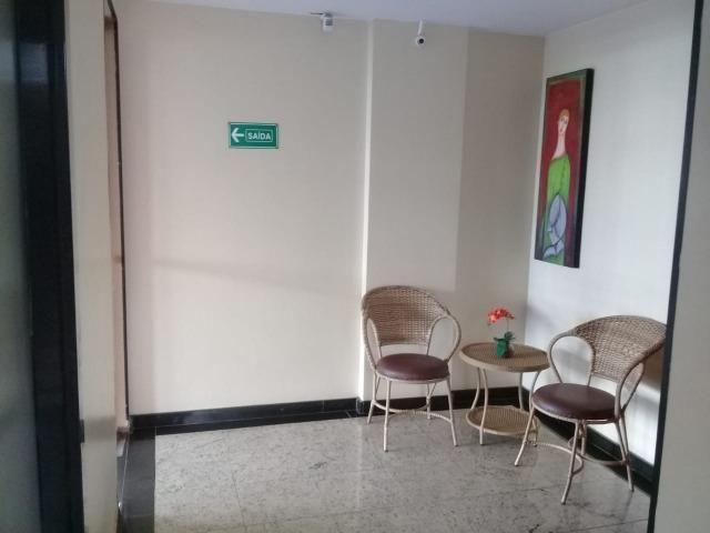 Apartamento nascente 2 quartos sendo 1 suite ceramica