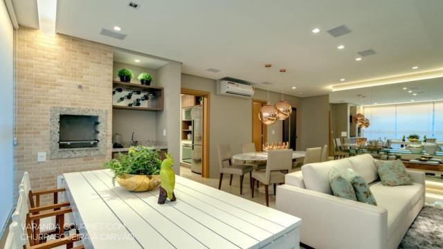 Apartamento 3 Suítes 121m² Próximo ao Vaca Brava - Essência Home Club