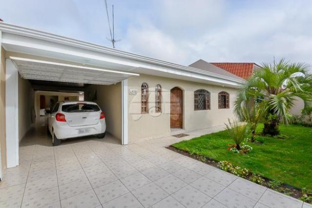 Casa à venda com 3 dormitórios em Atuba, Pinhais cod:132833 - Foto 2