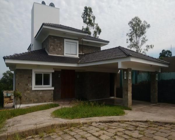 Casa em condomínio - lomba grande - novo hamburgo - rs