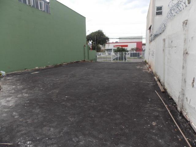 Terreno para alugar, 300 m² por R$ 4.000,00/mês - Rebouças - Curitiba/PR - Foto 3