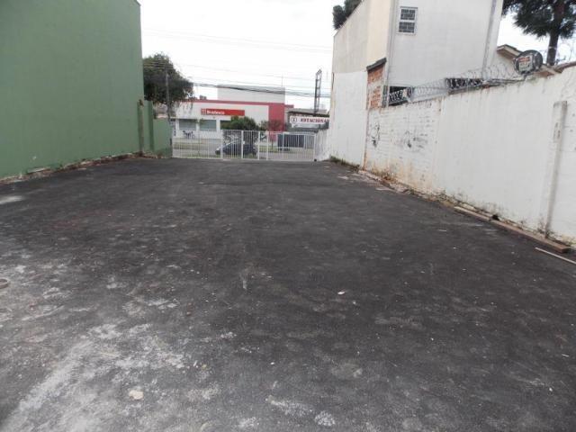 Terreno para alugar, 300 m² por R$ 4.000,00/mês - Rebouças - Curitiba/PR - Foto 6
