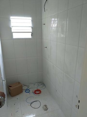 Vende || Casa Nova no Golfinhos || 02 dormitórios || Preço Especial || 190 mil - Foto 7