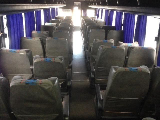 Ônibus rodoviário ano 1994 - Foto 8
