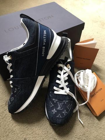 82ff81388 Tênis Sneaker Louis Vuitton - Roupas e calçados - Jardim Aeroporto ...