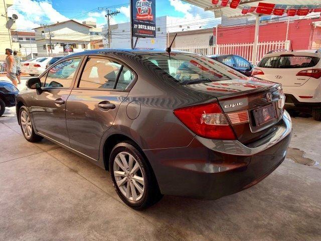 Honda Civic LXR 2.0 automatico 2014 - Foto 8