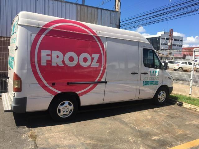 MB Sprinter 313 CDI - Food Truck- Todo equipado / Baixei pra vender logo