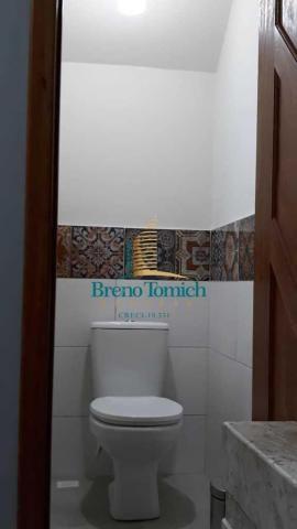 Casa com 3 dormitórios à venda por R$ 430.000,00 - Nova Canaã - Teixeira de Freitas/BA - Foto 9