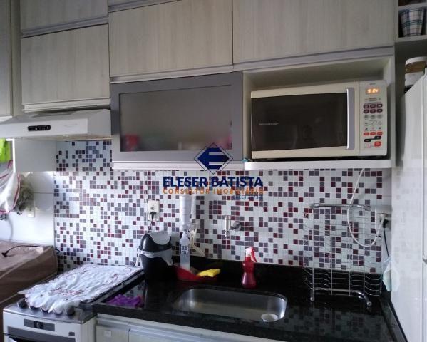 Apartamento à venda com 2 dormitórios em Condomínio vila verde, Serra cod:AP00191 - Foto 6