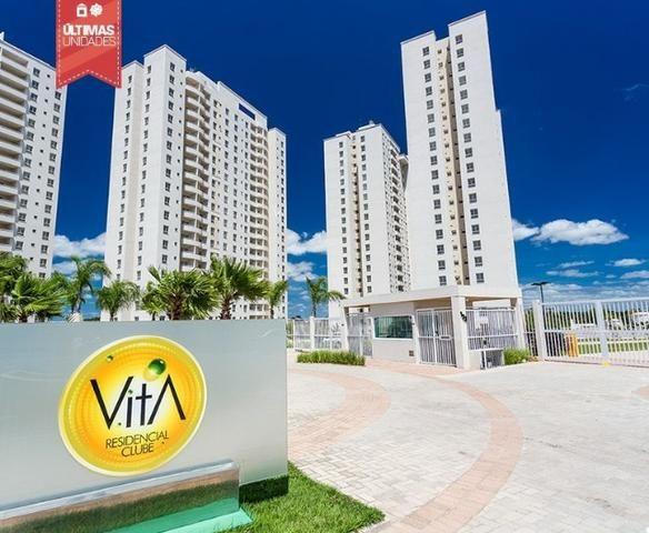 Imperdivel - Vita Residencial Clube BR 101 - 2Quartos - 180MIL - Financiavel - Foto 2