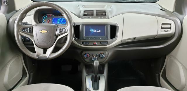 Gm-Chevrolet Spin LTZ 1.8 Aut. Flex 2014/15 - Foto 18