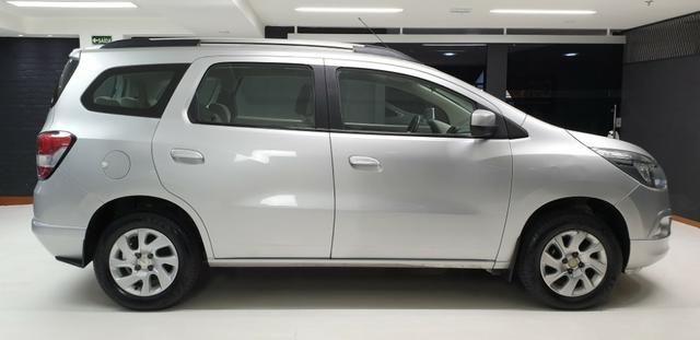Gm-Chevrolet Spin LTZ 1.8 Aut. Flex 2014/15 - Foto 7