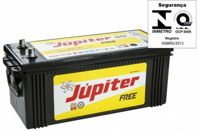 Bateria seminova caminhão 150ah preço recordl!!! - Foto 2