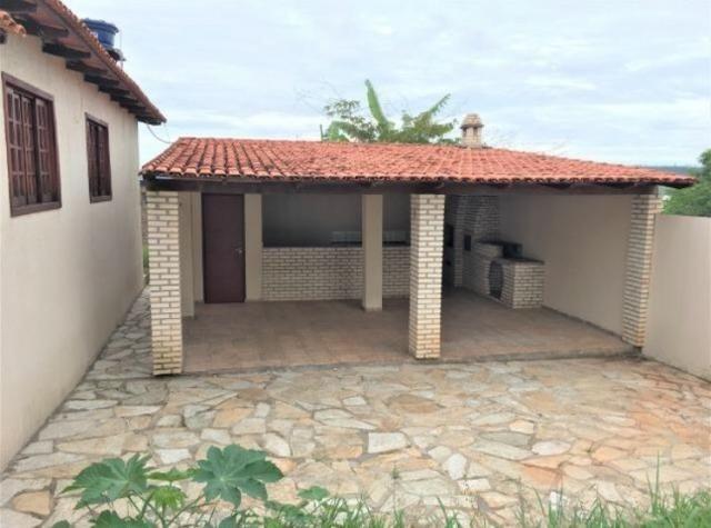 Casa 3 quartos, churrasqueira, no Cond. Ouro Vermelho II - Foto 12